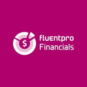 FluentPro Financials Logo